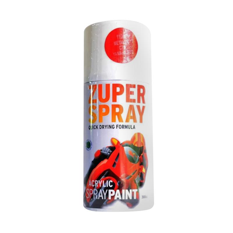 RJ Zuper Acrylic Spray Paint Cat Semprot - Yamaha Red [300 cc] CAT9155