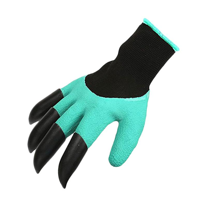 Garden Genie Gloves Quick and Easy Way to Garden Sarung Tangan Berkebun
