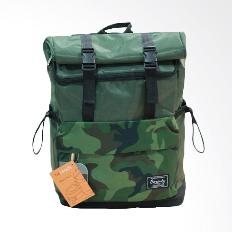 BEREADY BP 5018 Backpack - Army Green