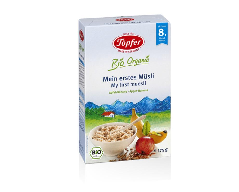 Topfer My First Muesli 175 gr