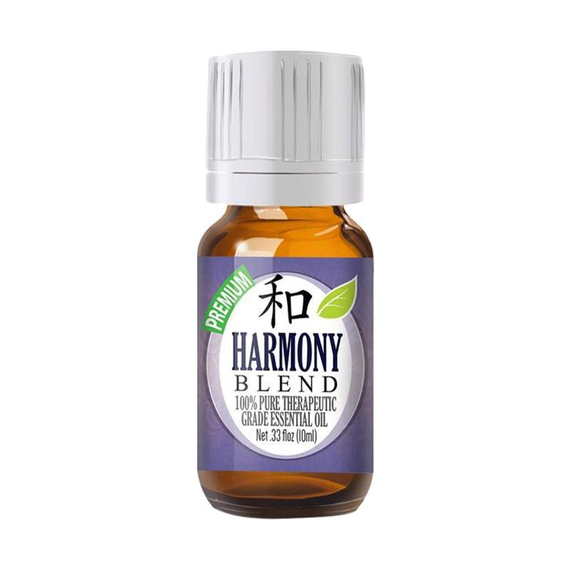 Healing Solutions Harmony Essential Oil [10 mL]