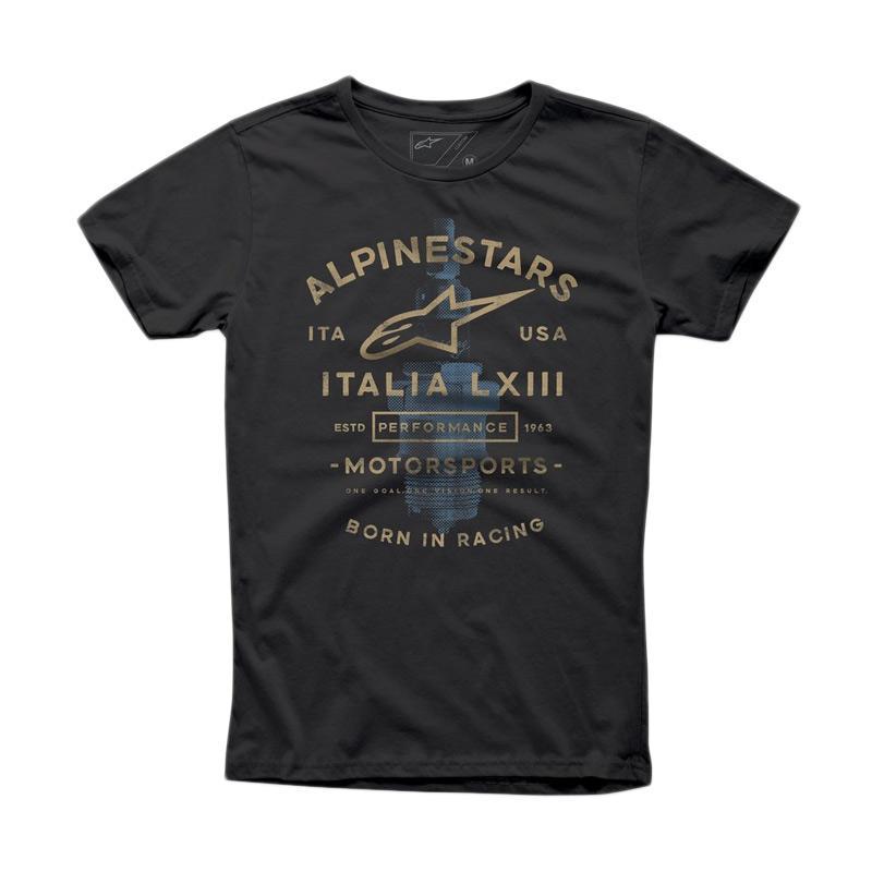 Alpinestars Triple T-Shirt Event 2018 White