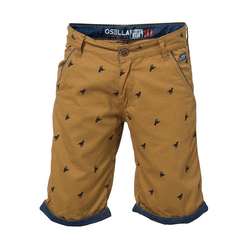 harga Osella Kids Horse 3/4 Boxer Celana Anak Laki-Laki - Tobbaco Brown Blibli.com