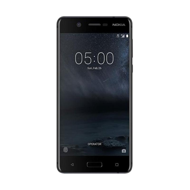 Nokia 5 Smartphone - Black [16GB/ 2GB]