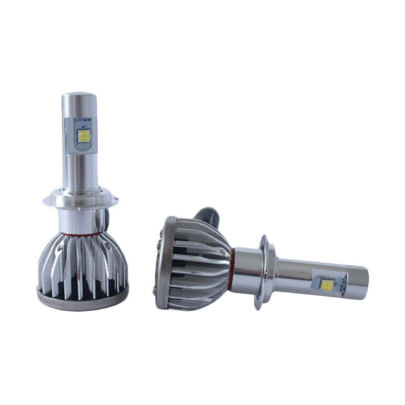 Autovision LED Carbon H1 Bohlam Lampu Mobil [12V/ 30W/ 6000K]