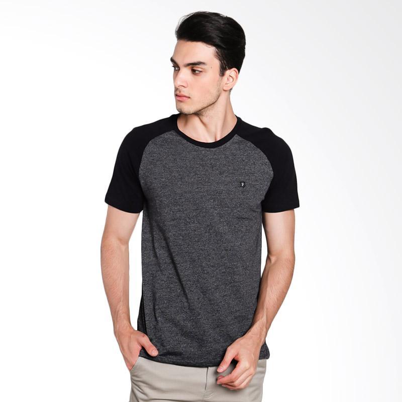 Famo 1812 Men T-shirt - Black