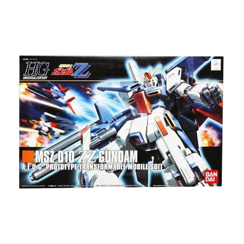 Bandai HGUC MSZ-010 ZZ Gundam Model Kit [1:144]