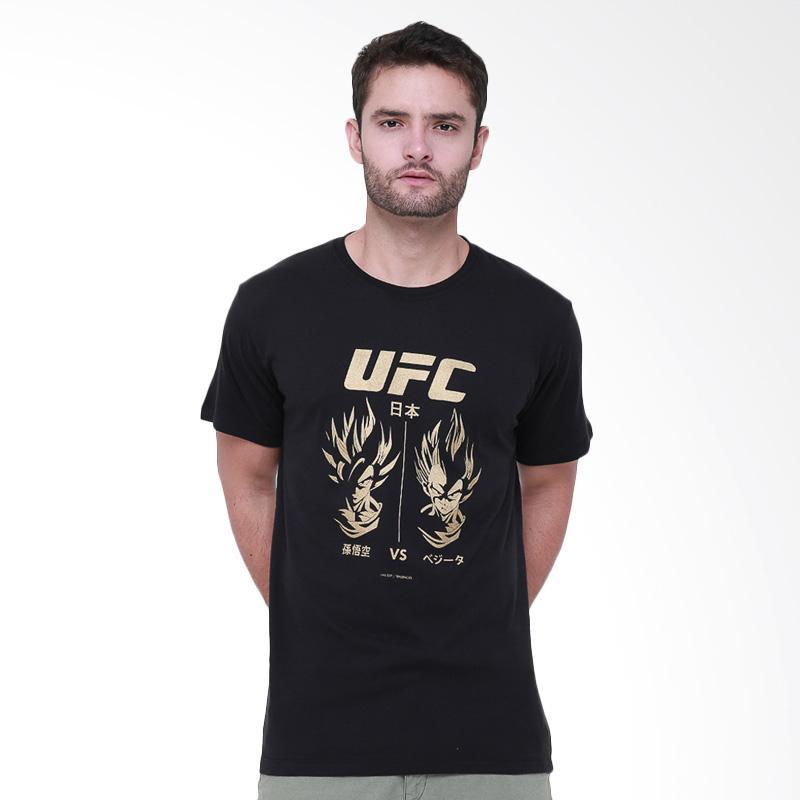 Tendencies UFC Japan T-Shirt Pria