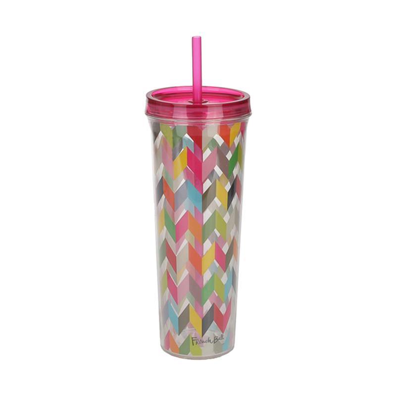 NEOFLAM Drinkup Straw Ziggy Botol Minum [700 mL]