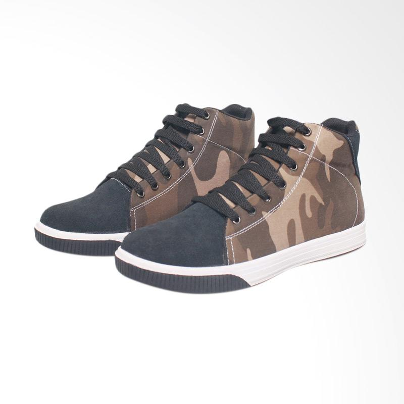 BSM SOGA Sepatu Sneakers Pria BAR 171