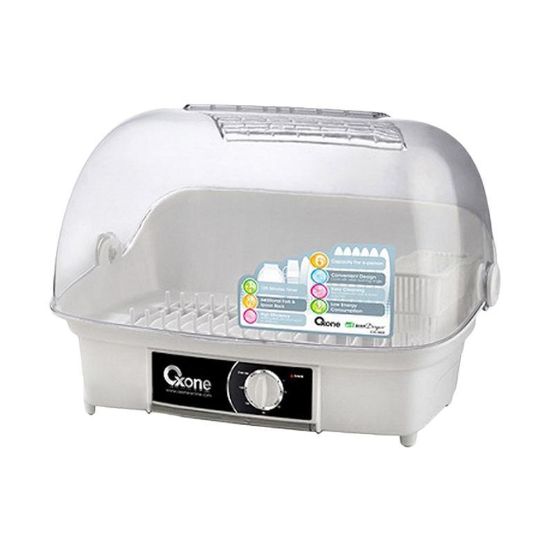 Oxone Dsterile Dish Dryer Pengering Alat Makan - Putih