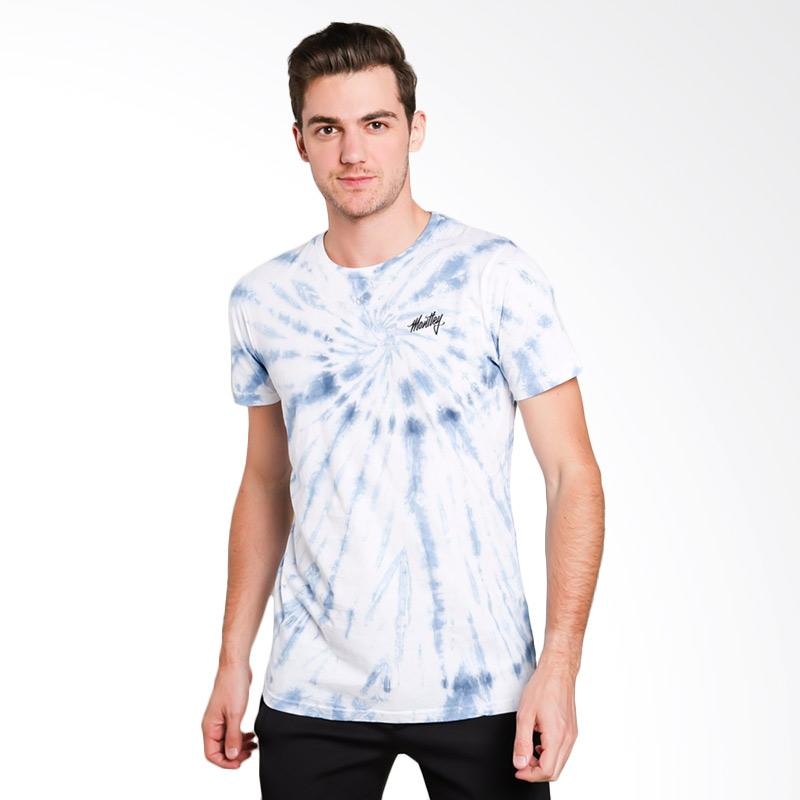 Moutley 2212 T-Shirt Pria - White