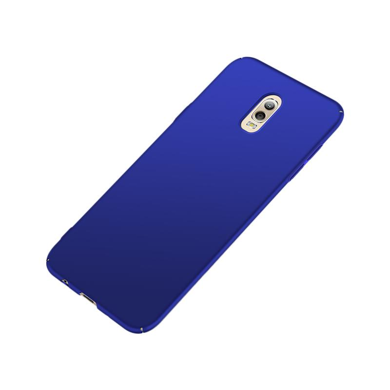 WEIKA Baby Skin Ultra Thin Hardcase Casing for Samsung J7 Plus - Blue