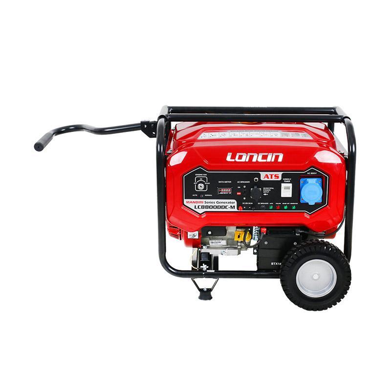 Loncin LC 8800 DDC-M Generator Bensin [6500 Watt]