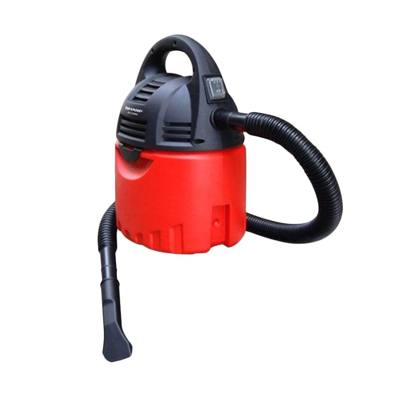 SHARP EC-CW60 Vacum Cleaner - Merah Hitam