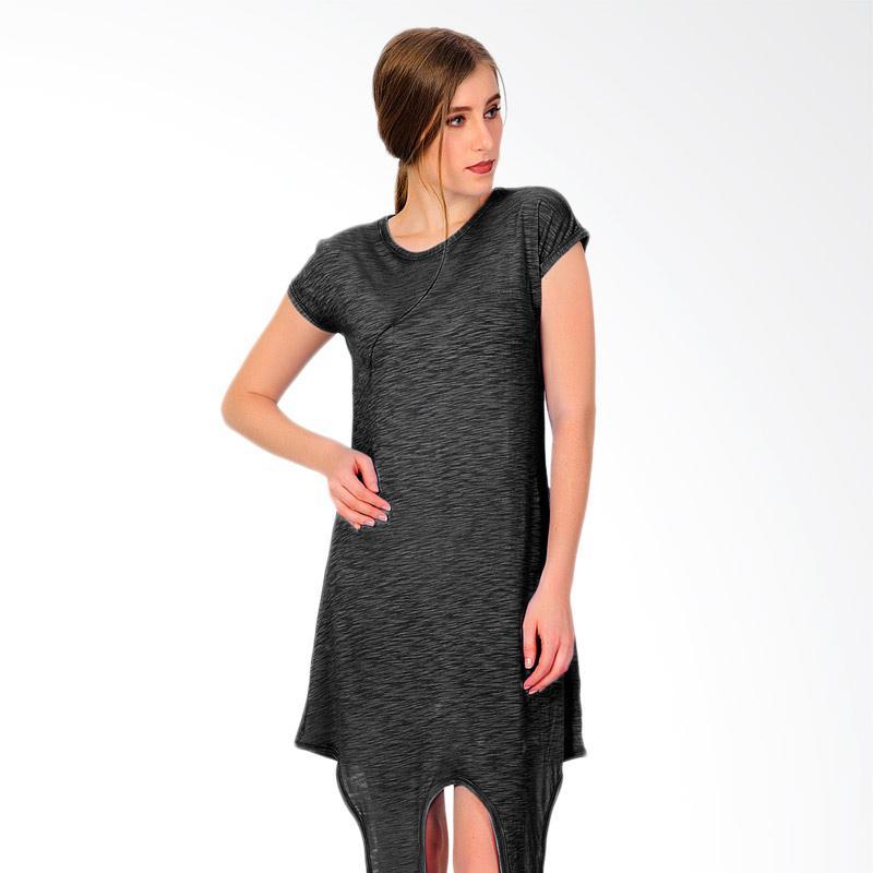 SJO & SIMPAPLY SJO's Stiller Mini Dress Women - Black