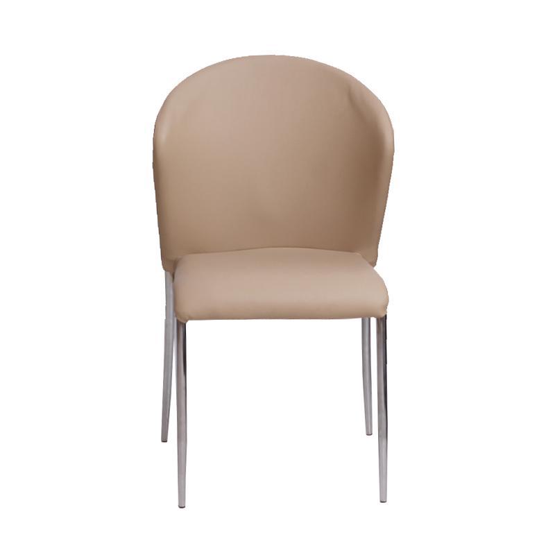 Thema Home 0000001162 DC San Marino Dining Chairs - Cream