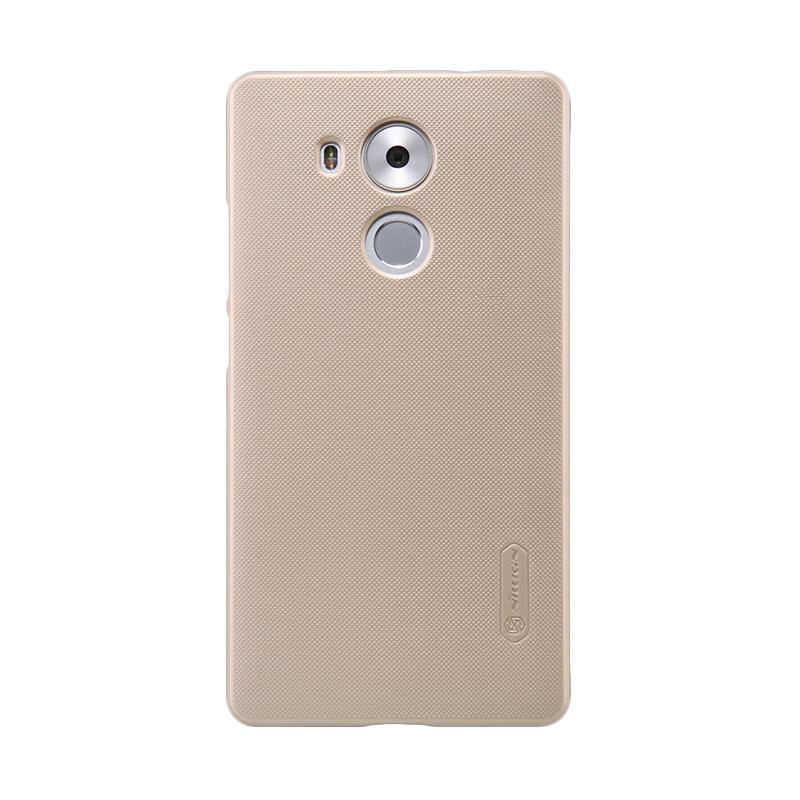 harga Nillkin Super Frosted Shield Hardcase Casing for Huawei Ascend Mate 8 - Gold Blibli.com