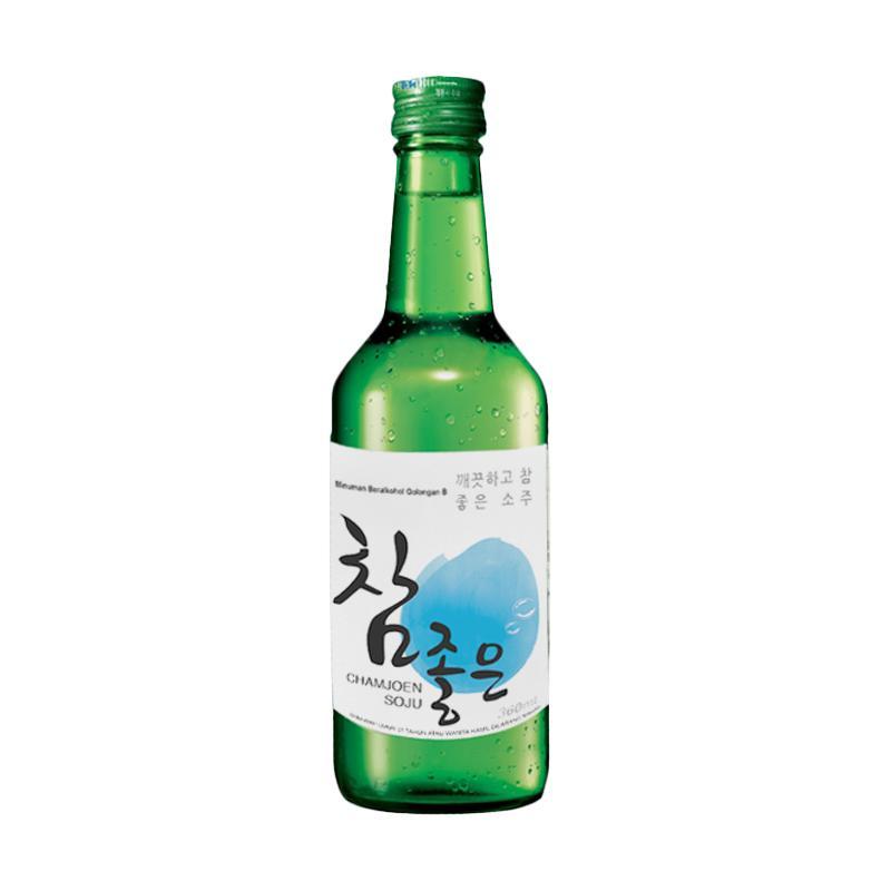 Cham Joeun Soju Minuman [360 mL]