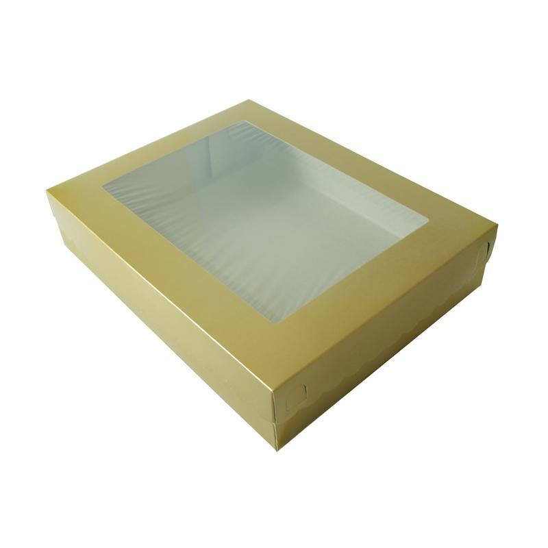 Titan Baking FP Dus - Gold [26 x 33 cm/10 Lembar]