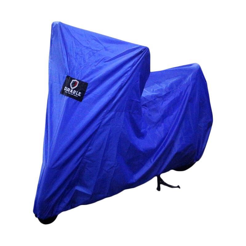DURABLE Cover Body Motor for Honda New Blade - Blue