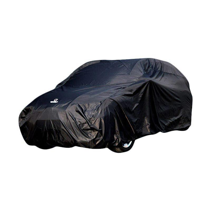 DURABLE Premium Cover Body Mobil for Nissan Juke - Black
