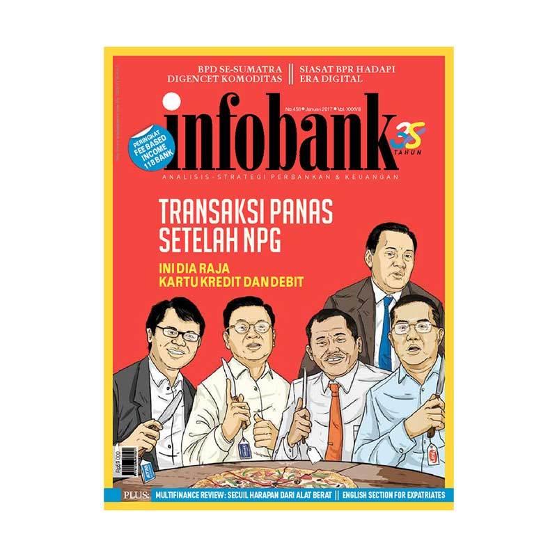 Infobank Edisi Januari 2017 Majalah Bisnis