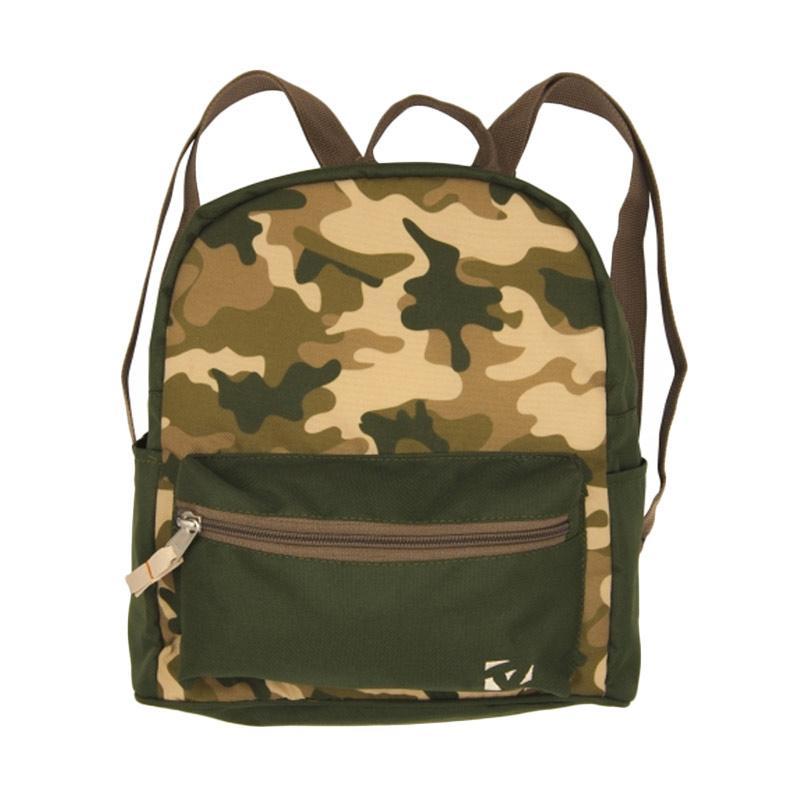 ToeZone Kids Mini Backpack Anak - Camo