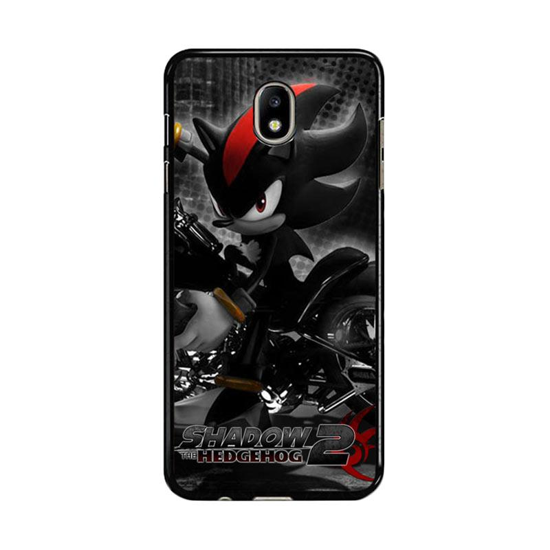 Flazzstore Shadow The Hedgehog Z1175 Custom Casing for Samsung Galaxy J7 Pro 2017