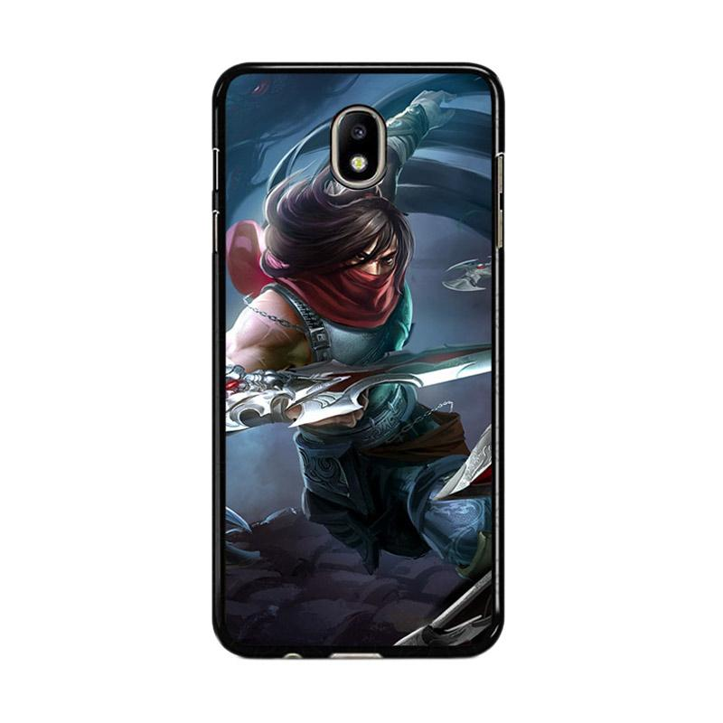 Flazzstore League Of Legends Talon Z1003 Custom Casing for Samsung Galaxy J5 Pro 2017