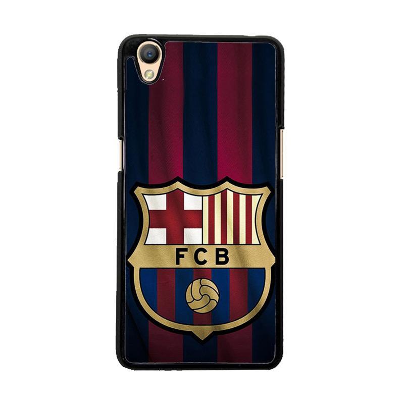 Flazzstore FC Barcelona Logo O0440 Custom Casing for Oppo Neo 9 A37