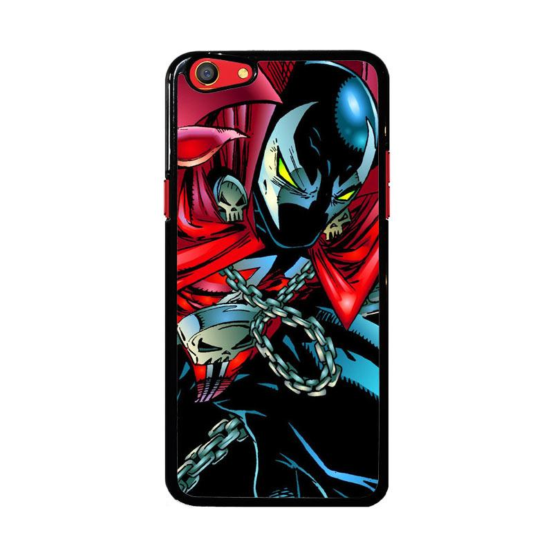 Flazzstore Spawn Cartoon Z0493 Custom Casing for Oppo F3