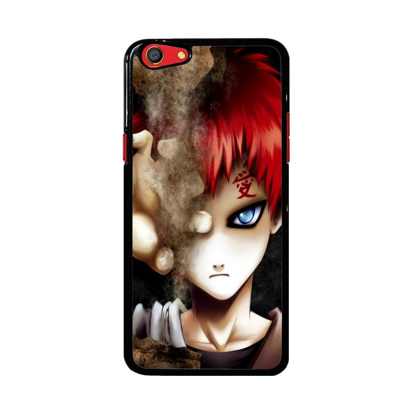 Flazzstore Gaara Naruto Anime Z0552 Costum Casing for Oppo F3
