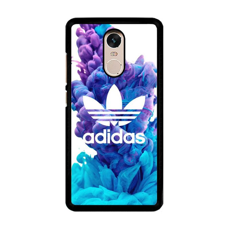 Flazzstore Adidas Smoke O0238 Custom Casing for Xiaomi Redmi Note 4 or Note 4X Snapdragon Mediatek