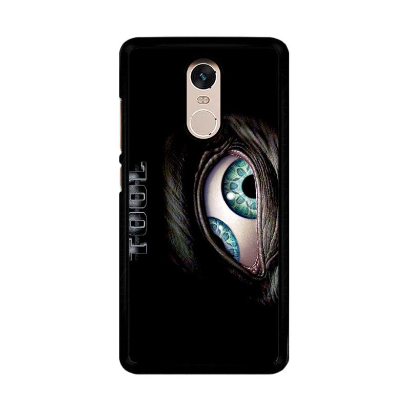 Flazzstore Tool Band Z0363 Custom Casing for Xiaomi Redmi Note 4 or Note 4X Snapdragon Mediatek
