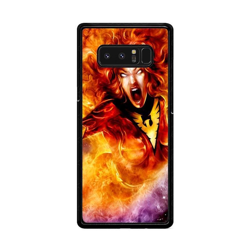 Flazzstore Dark Phoenix Z0250 Custom Casing for Samsung Galaxy Note8