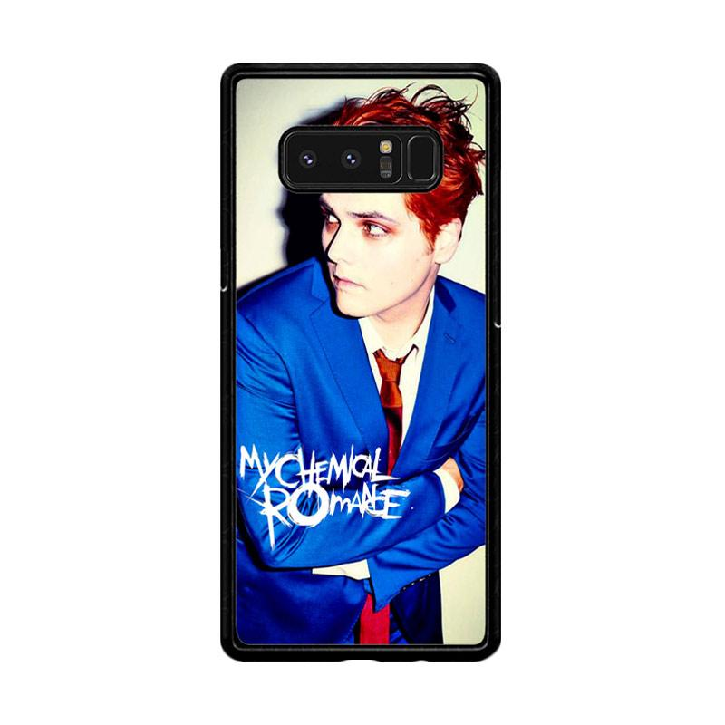 Flazzstore My Chemical Romance Gerard Z0266 Custom Casing for Samsung Galaxy Note8