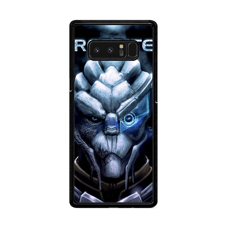 Flazzstore Mass Effect 3 Garrus Z0384 Custom Casing for Samsung Galaxy Note8