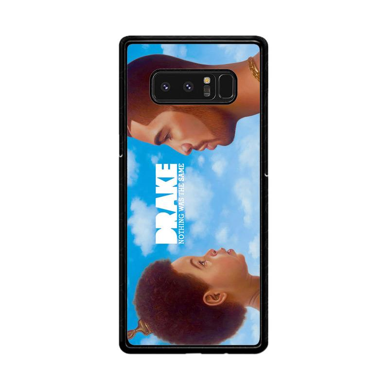Flazzstore Drake Z0445 Custom Casing for Samsung Galaxy Note8