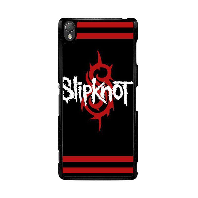 Flazzstore Slipknot Rock Band Z0370 Custom Casing for Sony Xperia Z3