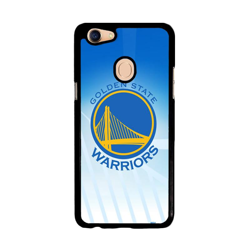 Flazzstore Golden State Warriors Z3282 Costum Casing for Oppo F5