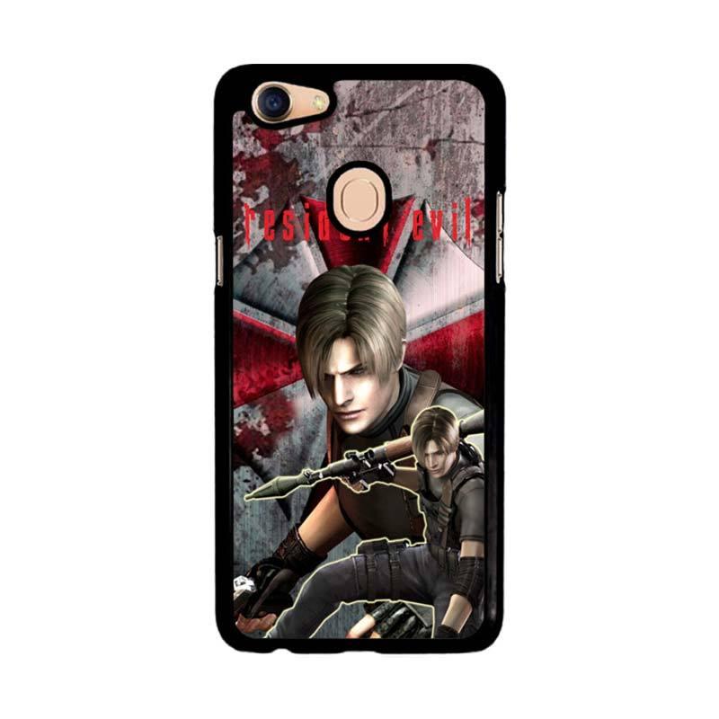 Flazzstore Resident Evil Leon Z3327 Custom Casing for Oppo F5