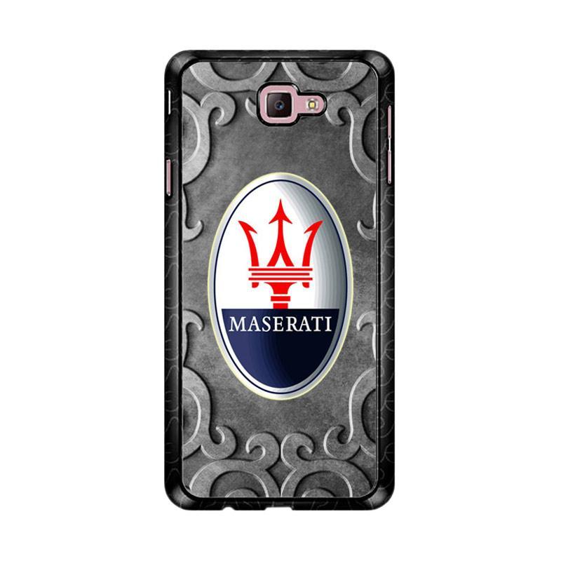 Flazzstore Maserati Z3355 Custom Casing for Samsung Galaxy J7 Prime
