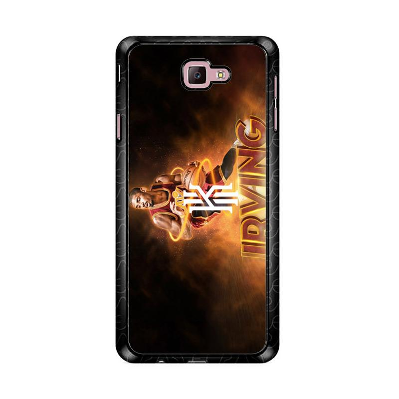Flazzstore Kyrie Irving Fire Z3893 Custom Casing for Samsung Galaxy J7 Prime