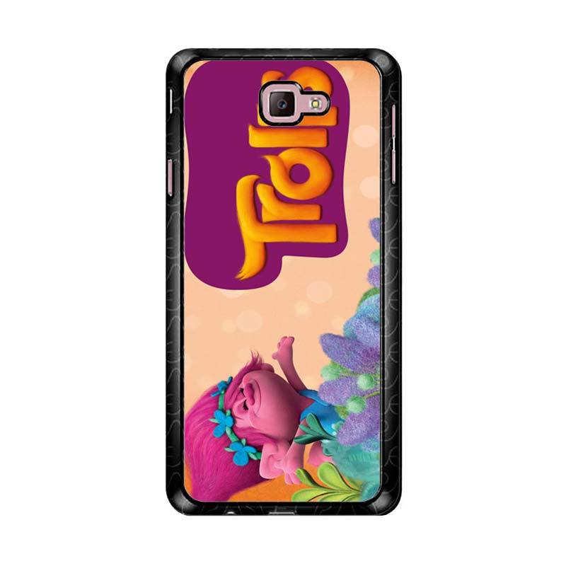 Flazzstore Trolls Z3956 Custom Casing for Samsung Galaxy J7 Prime