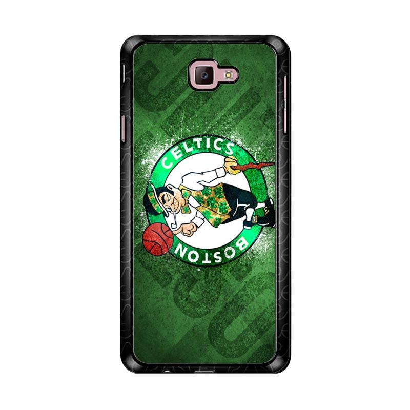 Flazzstore Boston Celtics Z4133 Custom Casing for Samsung Galaxy J7 Prime