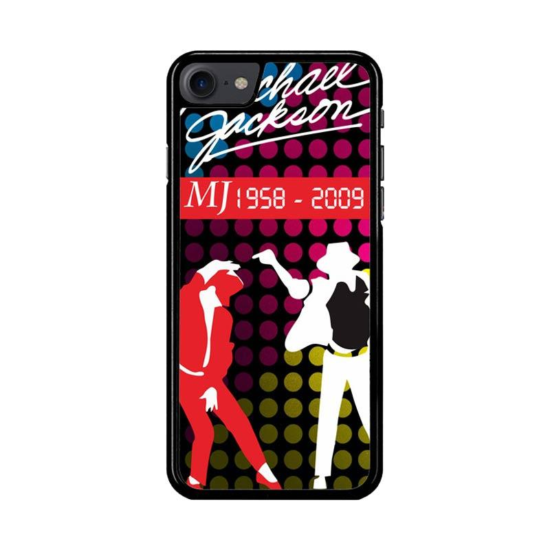 Flazzstore Michael Jackson Z2468 Custom Casing for iPhone 7 or 8