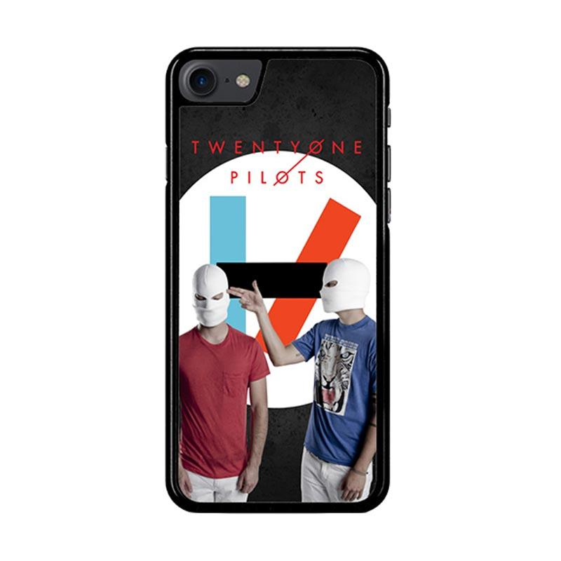 Flazzstore Twenty One Pilots Motion Z3290 Custom Casing for iPhone 7 or 8