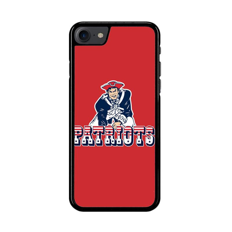 Flazzstore New England Patriots Z4150 Custom Casing for iPhone 7 or 8