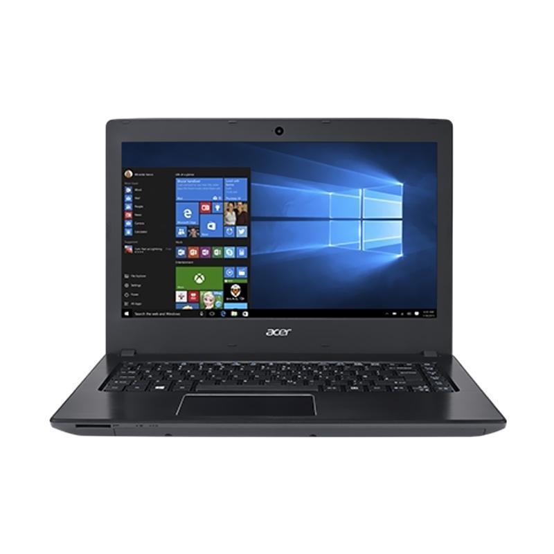 Acer ASPIRE E5-475G-59C7 STEEL GRAY - [Intel Core i5-7200U 2.5-3.10GHz/4GB/1TB/GT940MX 2GB/14
